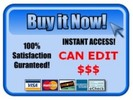 Thumbnail One Time Offer Page Templates Package plr