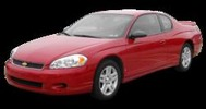 Thumbnail 1999 - 2007 Chevrolet Monte Carlo Owners Manual