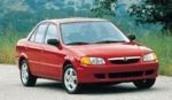 Thumbnail 1996 Mazda Protege Service Manual