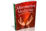 Thumbnail Alternative Medicine (PLR)