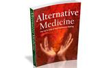 Thumbnail Alternative Medicine (PLR)
