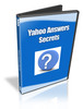 Thumbnail Yahoo Answer Secrets - eBook and Video Seriess