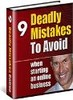 Thumbnail 9 Deadly Mistakes Online