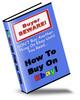 Thumbnail How to Buy on eBay