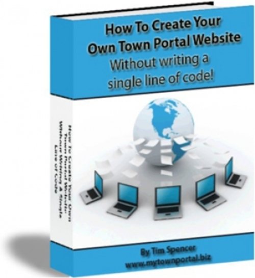 How To Create Your Own Town Portal Website Download Ebooks