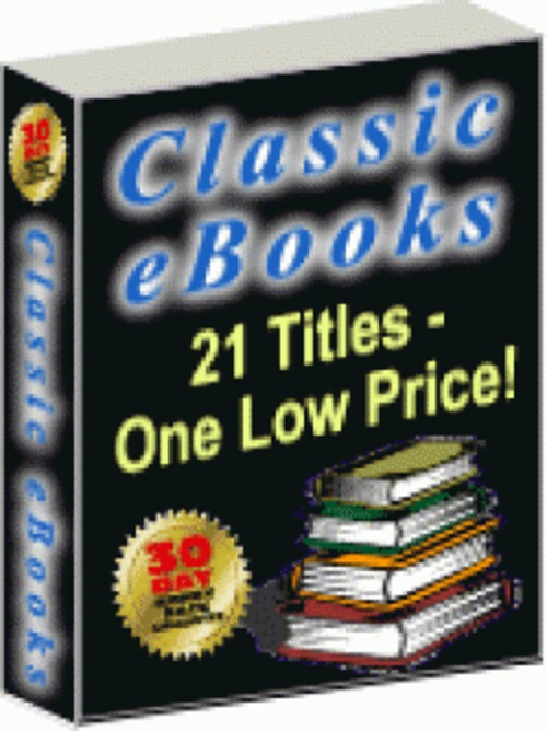 Pay for Classic eBooks plr