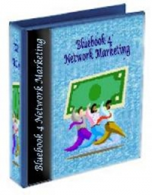 Pay for Bluebook 4 Network Marketing plr
