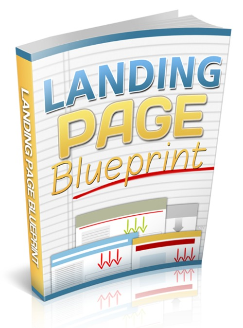 Pay for Landing Page Blueprint  plr