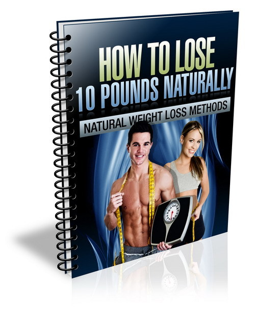 Pay for How To Lose 10 Pounds Naturally PLR