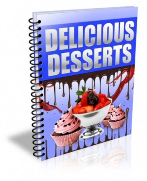 Pay for Delicious Desserts PLR