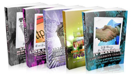 Pay for Internet Marketing eBooks Pack 3 mrr