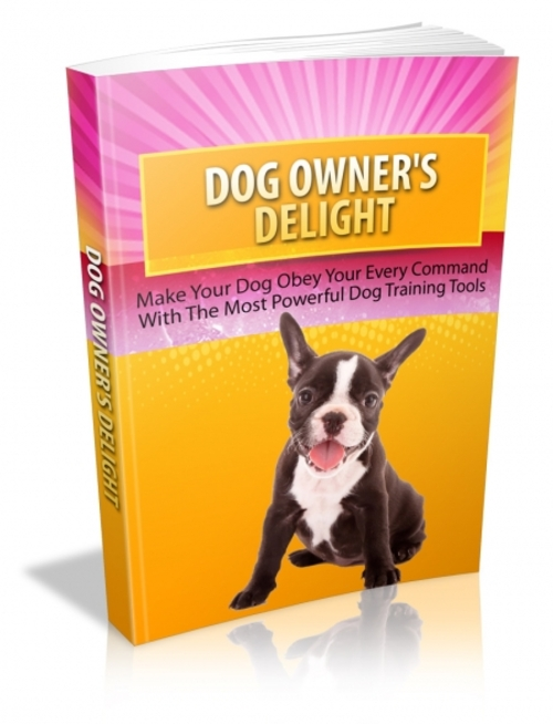 Pay for Dog Owners Delight mrr