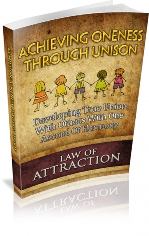Pay for Achieving Oneness Through Unison mrr