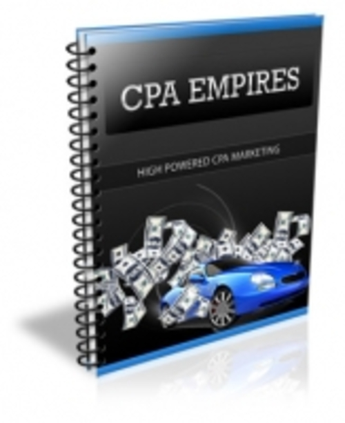 CPA Empires mrr - Download eBooks