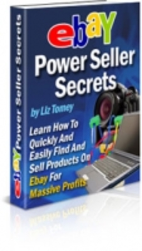 Pay for eBay Powerseller Secrets mrr