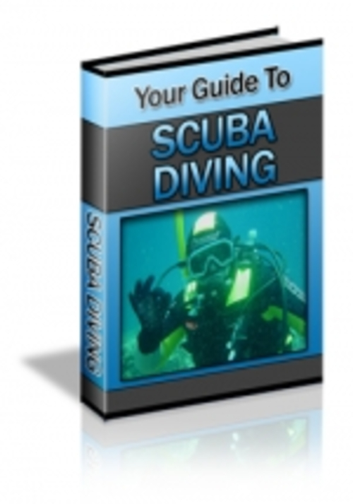 Pay for Your Guide To Scuba Diving   mrr