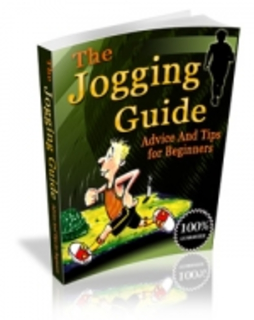 Pay for The Jogging Guide mrr