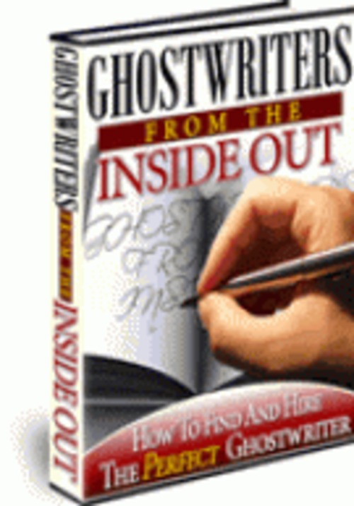 Pay for Ghostwriters From The Inside Out mrr