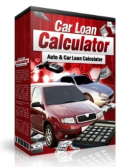 Car Loan Calculator Mrr