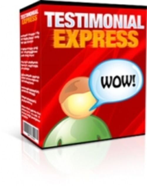 Pay for Testimonial Express mrr