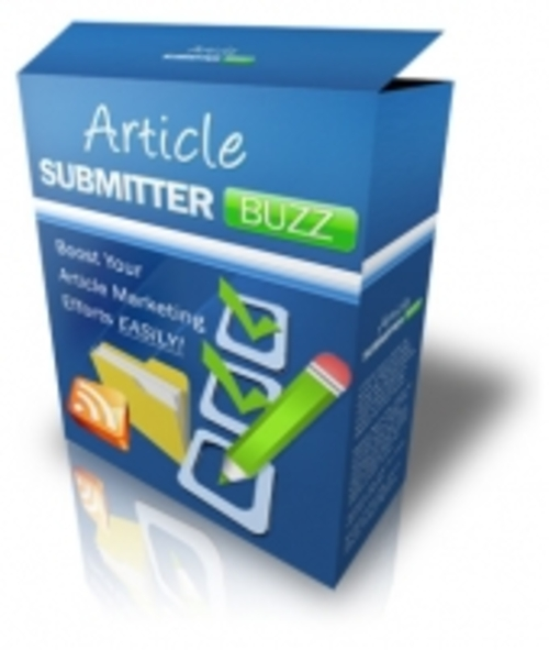 Pay for Article Submitter Buzz - Rebrandable mrr