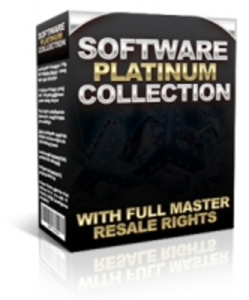 Pay for Software Platinum Collection mrr