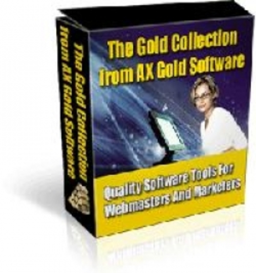 Pay for The Gold Collection From AX Gold Software rr