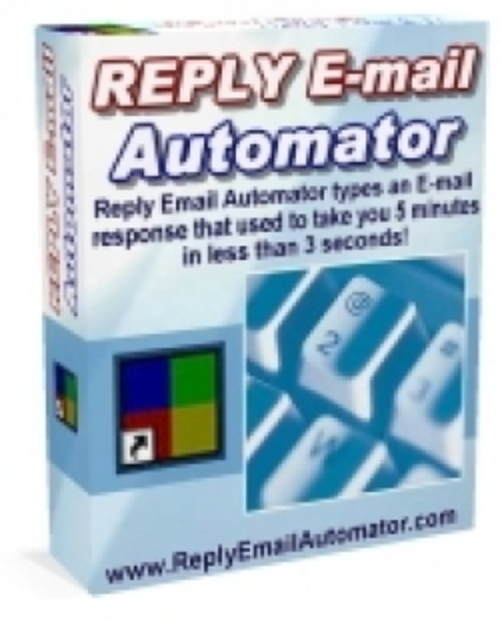 Pay for Reply E-mail Automator rr