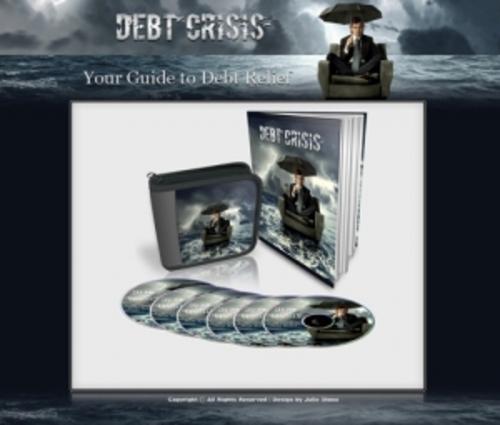 Pay for Debt Crisis - Minisite & Content rr