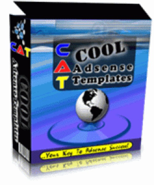 Pay for CAT: Cool Adsense Templates pu