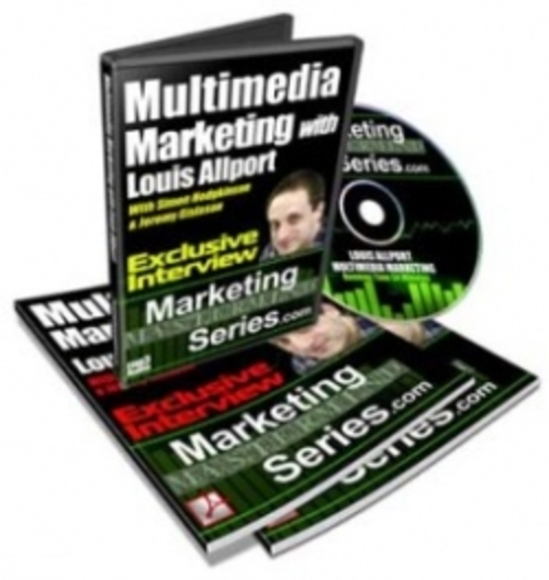 Pay for Multimedia Marketing with Louis Allport pu