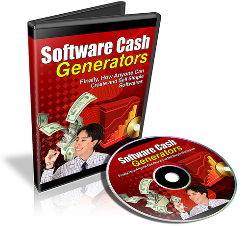 Pay for Software Cash Generators - Video Series