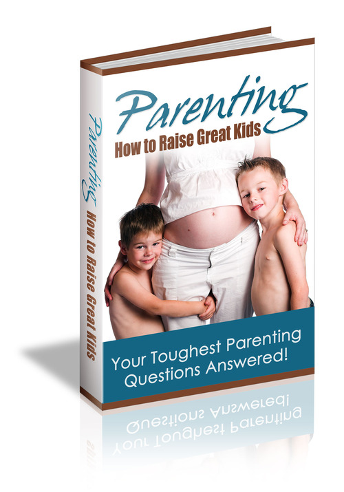 Pay for Parenting - How to Raise Great Kids (PLR)