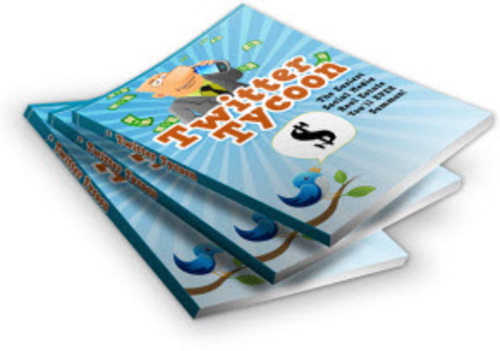 Pay for Twitter Tycoon - Master Training Bundle