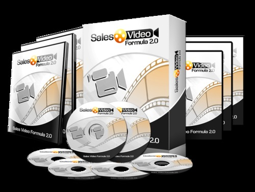 Pay for Sales Video Formula 2.0 with mrr