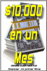 Thumbnail $10,000 en un Mes