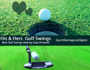 Thumbnail His & Hers Golf Swings: Best Golf Swings Step by Step