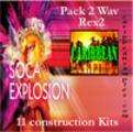 Thumbnail Soca xplosion pack 2 construction kits