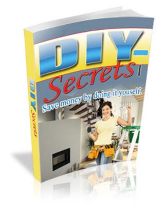 Pay for DIY Secrets