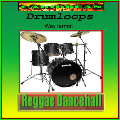 Pay for Reggae-Dancehall-Drumloops