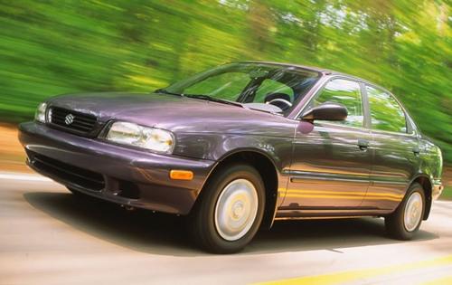 Pay for Suzuki Baleno Cultus Esteem 1995-1998 Service Repair Manual