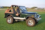 Thumbnail 1972 Jeep CJ-5/CJ-6, Commando, Wagoneer, Truck Models Workshop Repair Service Manual
