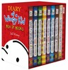 Thumbnail Diary Of A Wimpy Kid Complete Set 1-9 Lot PDF Series eBooks