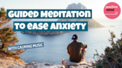 Thumbnail Guided meditation to ease anxiety and stress