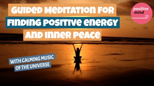 Pay for Guided Meditation for Positive Energy And Finding Peace