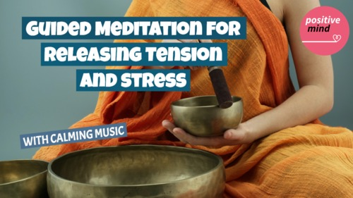 Pay for Guided Meditation For Releasing Tension
