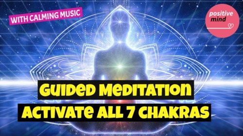 Pay for Guided Meditation - Activate All 7 Chakras For Healing - Unb