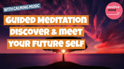 Pay for Guided Meditation To Discover And Meet Your Future Self