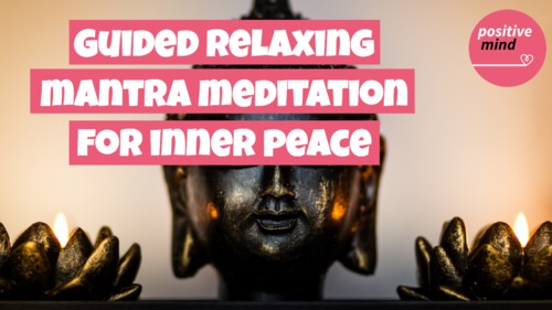 Pay for Guided Relaxing Mantra Meditation To Find Inner Peace