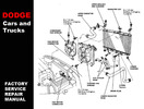 Thumbnail DODGE DAKOTA 2001 FACTORY OEM SERVICE REPAIR WORKSHOP MANUAL